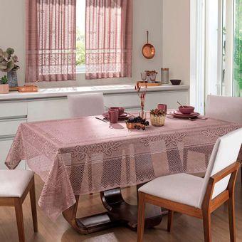 Toalha-de-Mesa-Retangular-Rendada-Color-150x220cm-Interlar-Rose