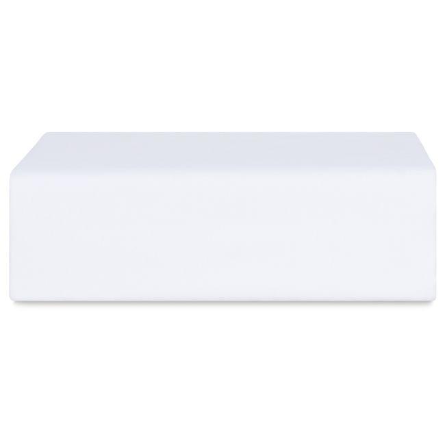 Lencol-Avulso-Casal-Karsten-180-Fios-Liss-Branco-138x188x35cm