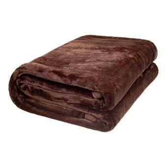 Cobertor-Queen-Size-Europa-Toque-de-Luxo-220-x-240cm---Marrom