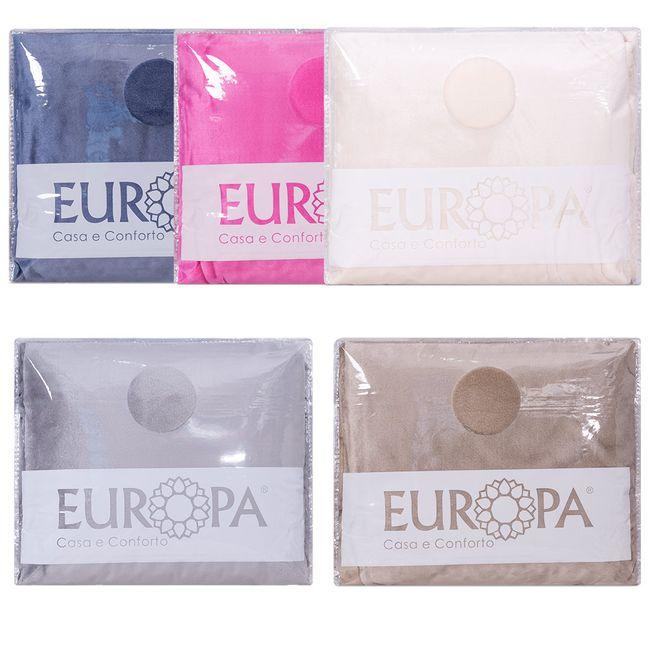 Cobertor-Solteiro-Toque-de-Luxo-Europa-350-g-m²-150x240cm-Marrom-Claro