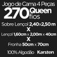Jogo-de-Cama-Queen-Size-Karsten-270-Fios-4-Pecas-Allen