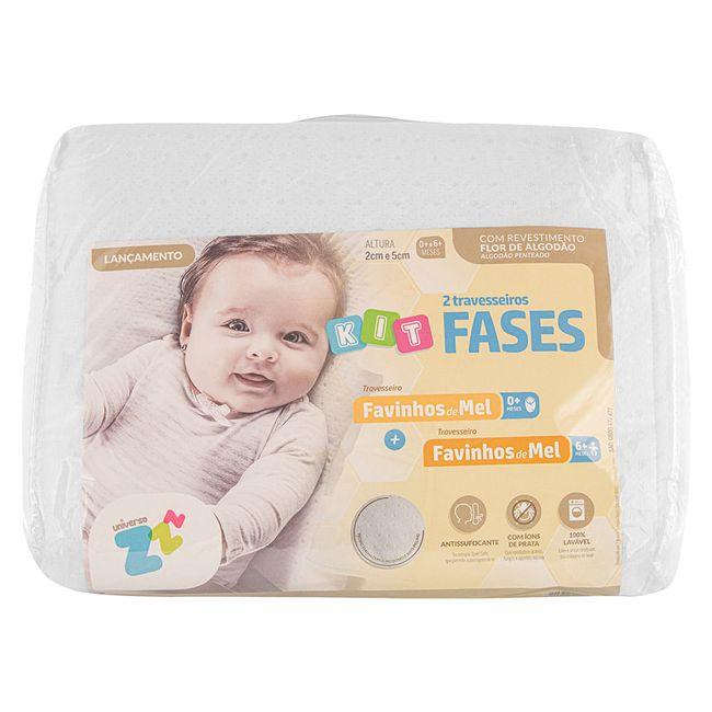 Kit-2-Travesseiros-para-Bebe-Favinhos-de-Mel-Fibrasca-0-a-6-meses-e-6-