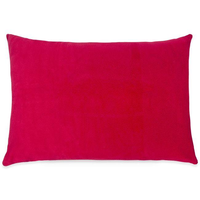 Fronha-Avulsa-em-Plush-Europa-Vermelho