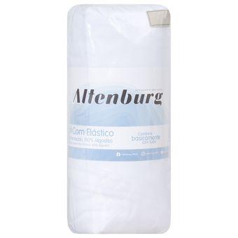Lencol-Casal-Altenburg-Malha-138x188x30cm-Branco