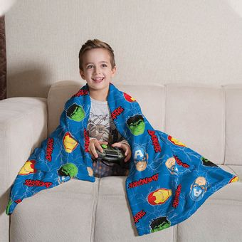 Manta-Infantil-para-Sofa-Avengers-Lepper-125x150cm