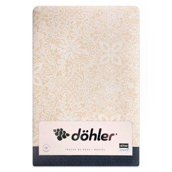 Toalha-de-Mesa-Retangular-Dohler-Clean-8-Lugares-Eliete