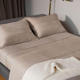 Jogo-de-Cama-Queen-Size-300-Fios-4-Pecas-Algodao-Ludlow-By-The-Bed