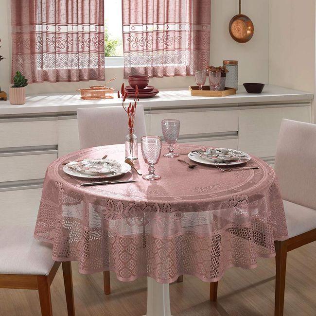 Toalha-de-Mesa-Redonda-Rendada-Color-150cm-Interlar-Rose