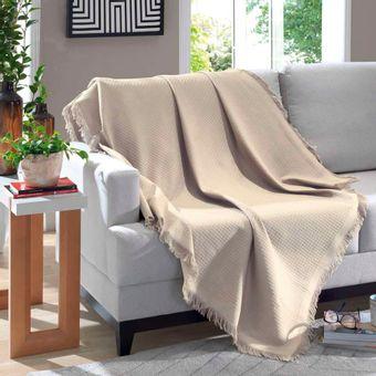 Manta-para-Sofa-Dohler-Marrocos-Bege-150-x-120cm