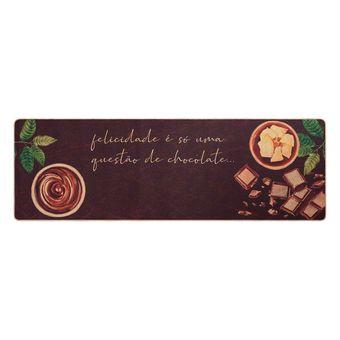 Tapete-Passadeira-Jolitex-Bistro-Chocolate-40x120cm