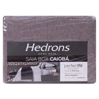 Saia-para-Cama-Box-King-Size-Caioba-193x203x38cm-Taupe